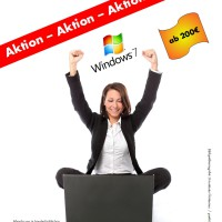 Aktion: refurbished-Geräte inkl. Windows7